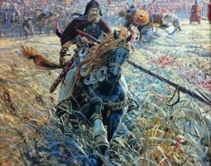chevalier lance