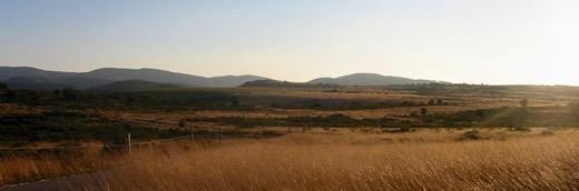 Windswept plateau near Gardoussel (15 mins)
