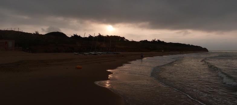 plage-soir